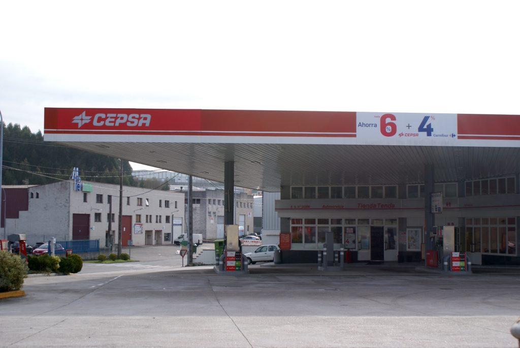 Estaciones CEPSA Manuel Rey